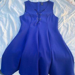 Windsor Dresses - Royal blue dress